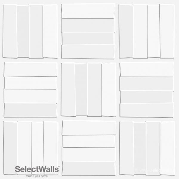 parement 3d selectwalls